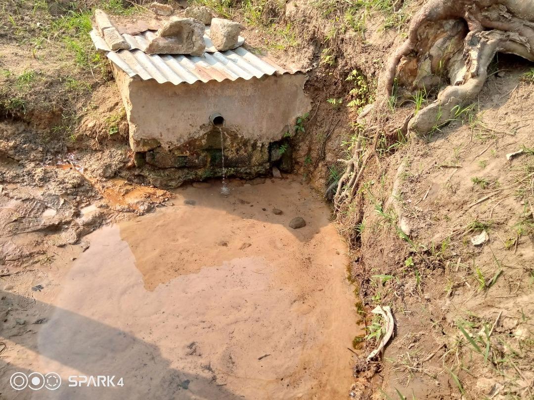 Aménagement des sources d'eau potable dans les bassins versants dans la ville de Kinshasa