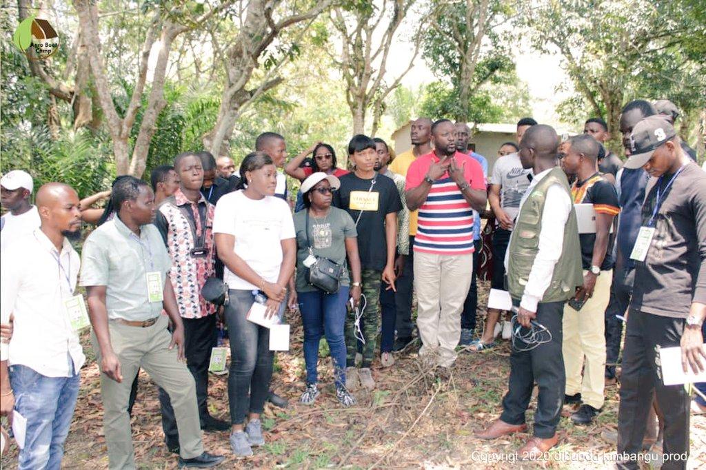 Agrobootcamp RDC 5éme édition J2